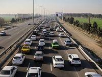 ممنوعیت تردد کامیونت، وانت و موتور در آزاد راه تهران – قم