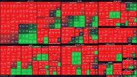 نمای پایانی بورس امروز/ دست و دل بازار به خرید نمیرود