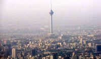 افزایش آلایندگی هوای تهران در روزهای آینده
