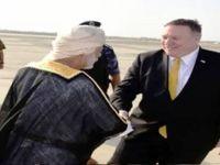 رایزنی پمپئو با پادشاه عمان
