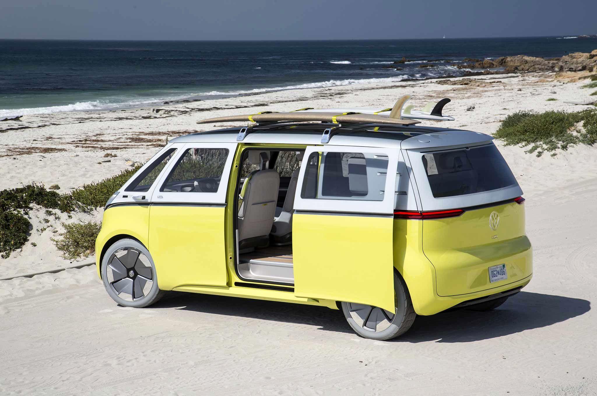 Volkswagen-ID-Buzz