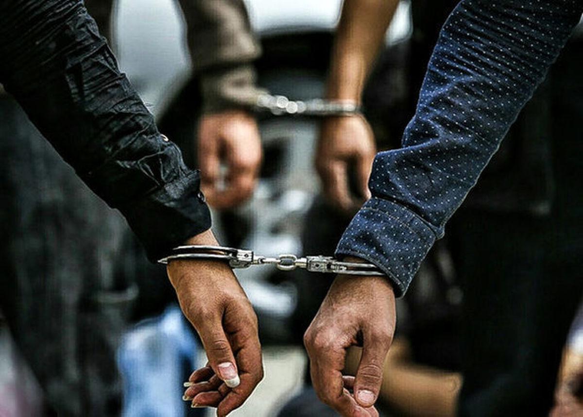 باند زورگیران تهران فروپاشید