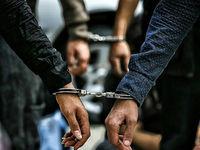 دستگیری باند پنج نفره گوشیقاپها