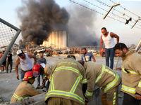 سران کشورهای مختلف به انفجار بیروت واکنش نشان دادند