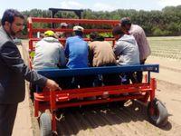تحمیل ماشین آلات کشاورزی با قیمت بالا به کشاورزان