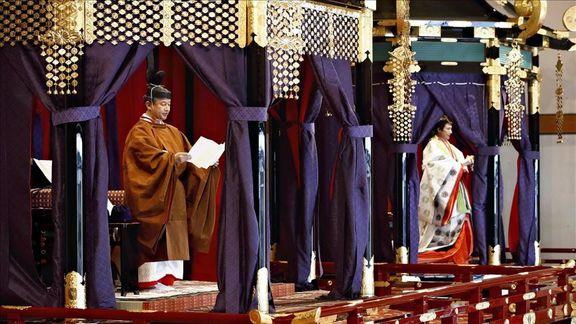 نماینده ایران در مراسم تاجگذاری امپراتور ژاپن که بود؟ +عکس
