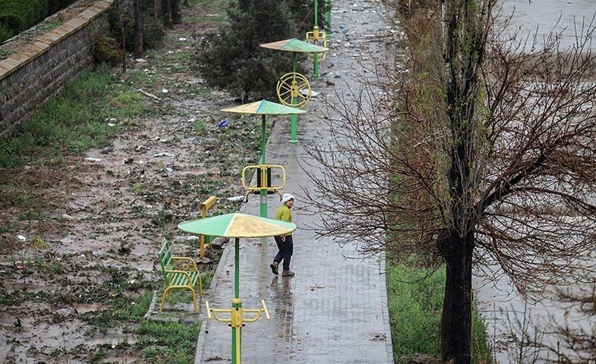 کاهش ۴۸درصدی بارشها نسبت به پارسال