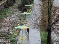 بارش باران در تهران از فردا