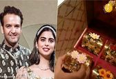 مراسم عروسی پولدارترین دختر هند با حضور آمیتا باچان +فیلم