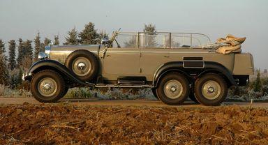 مرسدس بنز جی 4 - ساخت 1939