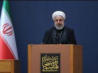 روحانی:جنگ سیاسی و اقتصادی با دنیا هنر نیست؛ به نتیجه مطلوب رساندن آن هنر است/ به موشکهای دفاعی و علمی خود فخر میکنیم