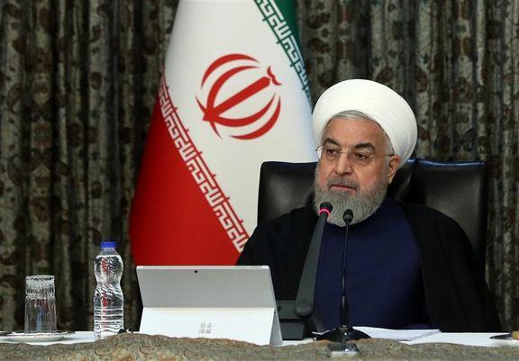 روحانی: شرایط ما درمقایسه با کشورهای پیشرفته بهتر است/ تاکید بر عرضه سهامهای دولتی در بورس