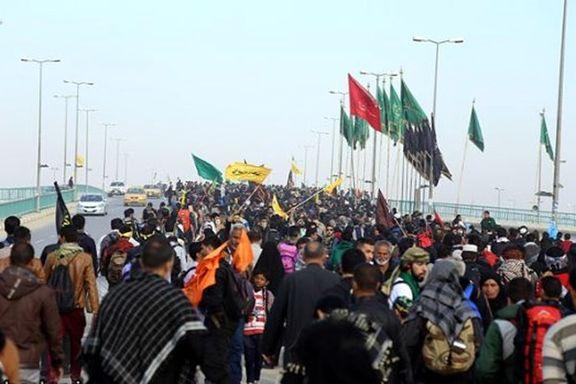 کرایه حمل و نقل زائران اربعین ۹۷ در خاک عراق اعلام شد