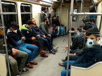 استفاده از ماسک در ایستگاههای مترو اجباری نیست
