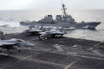 ائتلاف دریایی آمریکا در خلیج فارس کار خود را آغاز کرد