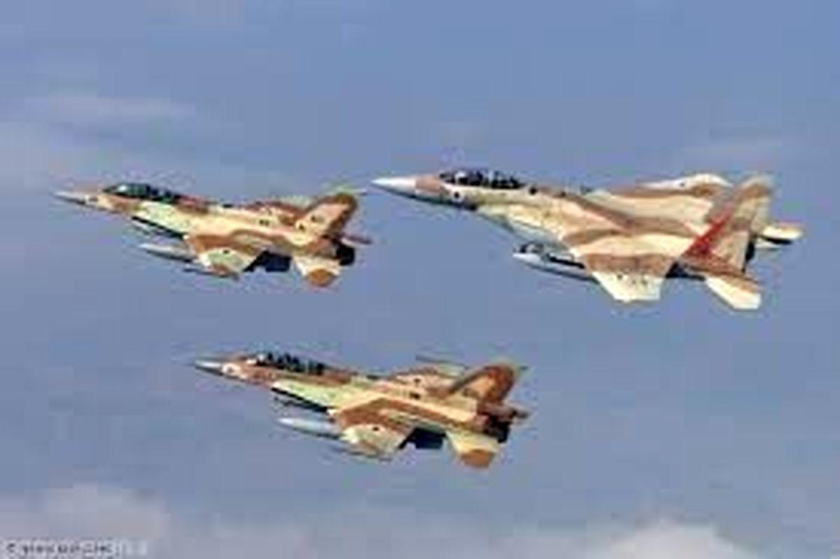 ادامه حملات هوایی  مجدد رژیم صهیونیستی به نوار غزه