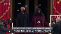 تبریک باراک اوباما به بایدن +عکس
