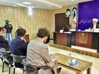 نخستین جلسه دادگاه پرونده گندمهای مفقودی گلستان +تصاویر