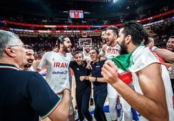 تبریک سخنگوی وزارت خارجه به تیم ملی بسکتبال