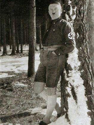 عکسی که هیتلر انتشار آن را ممنوع اعلام کرده بود