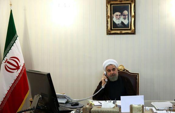 روحانی: باید به تمامیت ارضی کشورها احترام بگذاریم