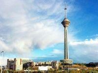 مقایسه کیفیت هوای تهران با سال گذشته