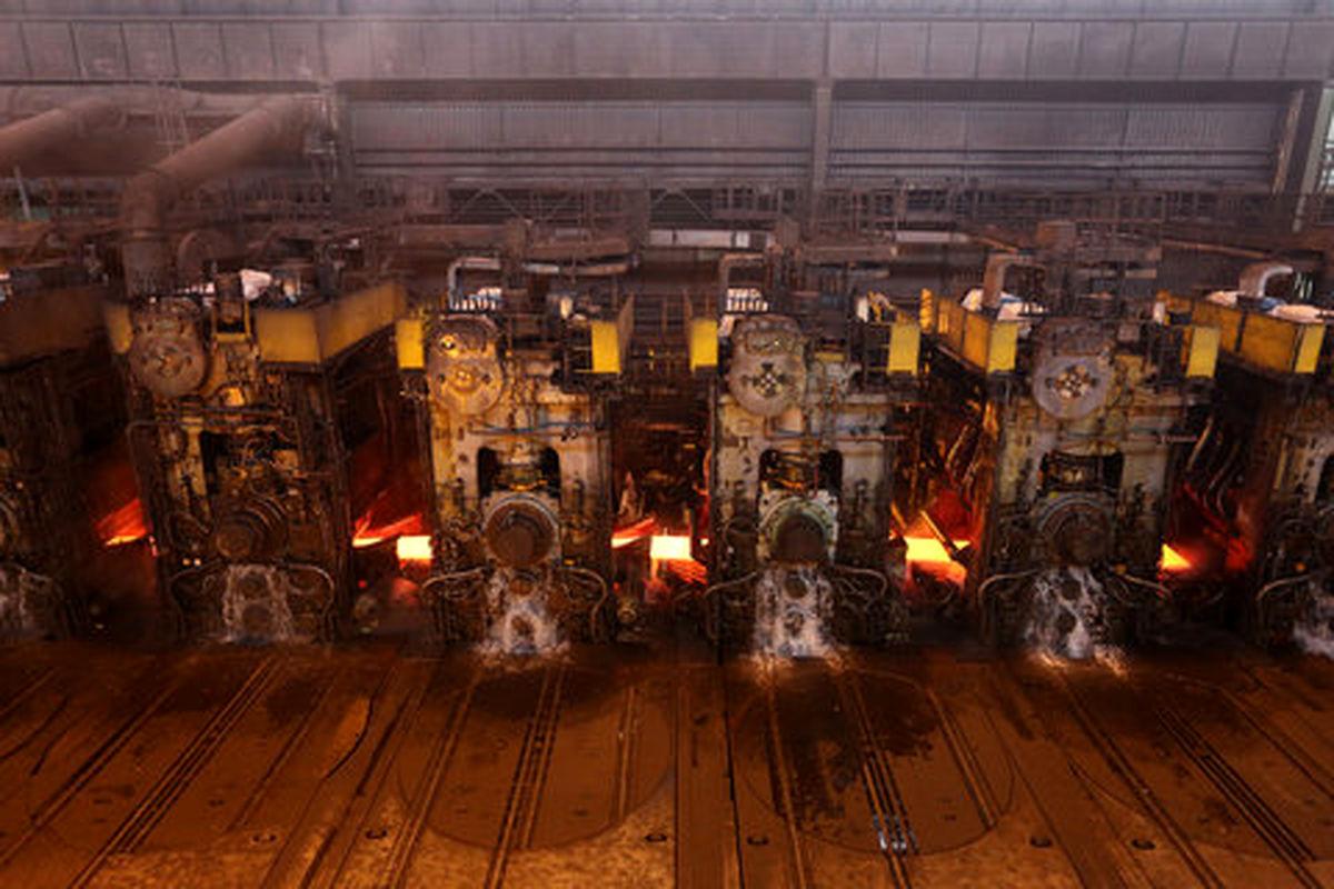 توسعه ۳صنعت بزرگ کشور با راهاندازی نورد گرم ۲ فولاد مبارکه