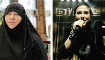 خواننده زن فرانسوی مسلمان شد +عکس