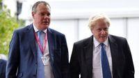 وزیر بازرگانی انگلیس استعفا کرد