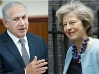 صحبت تلفنی نتانیاهو و ترزا می درباره برجام