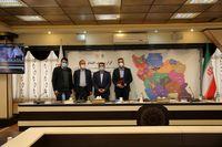 برگزاری نشست توزیع  ۸هزار تبلت در مناطق محروم با حضور رایتل