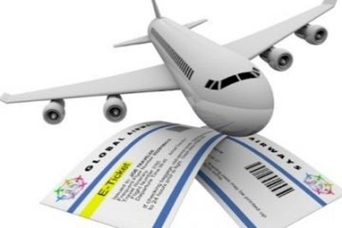 فروش بلیت هواپیما به ۶برابر قیمت