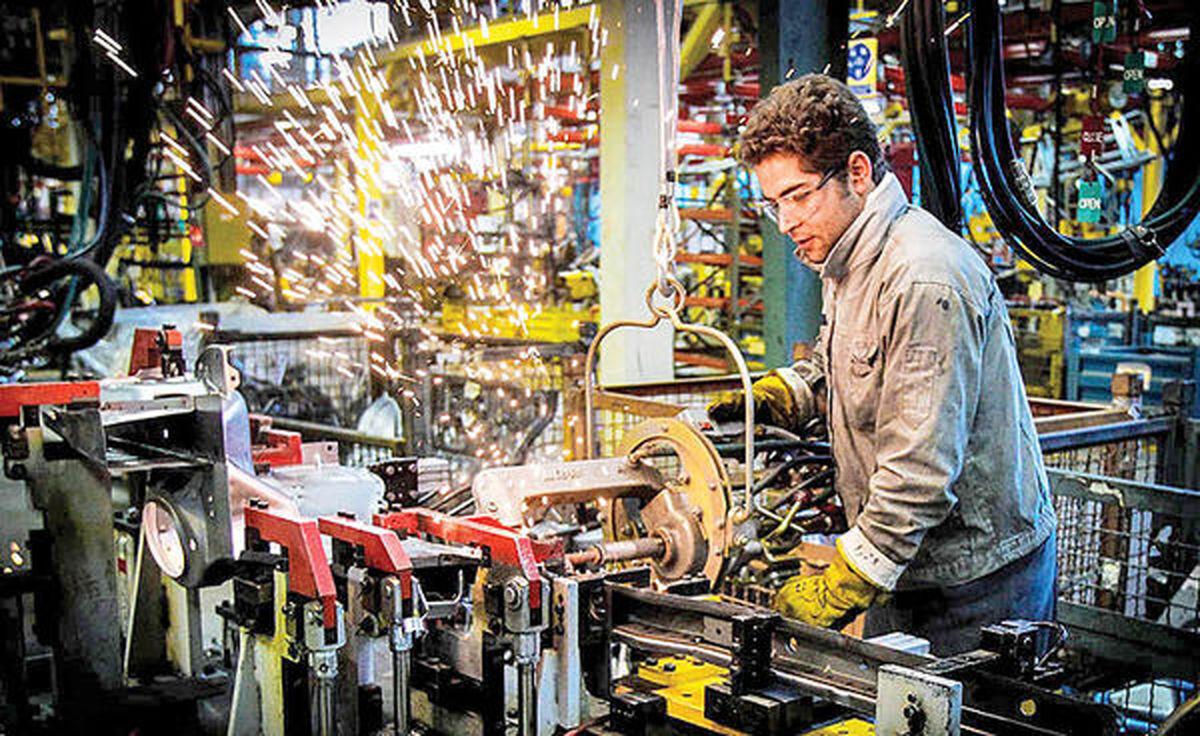 بهار تولید صنعتی در ماه اول زمستان