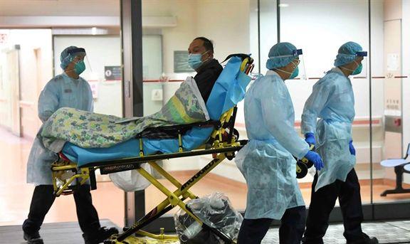 آمار تلفات کرونا چهار رقمی شد