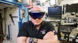 با واقعیت مجازی روی مریخ راه بروید +فیلم