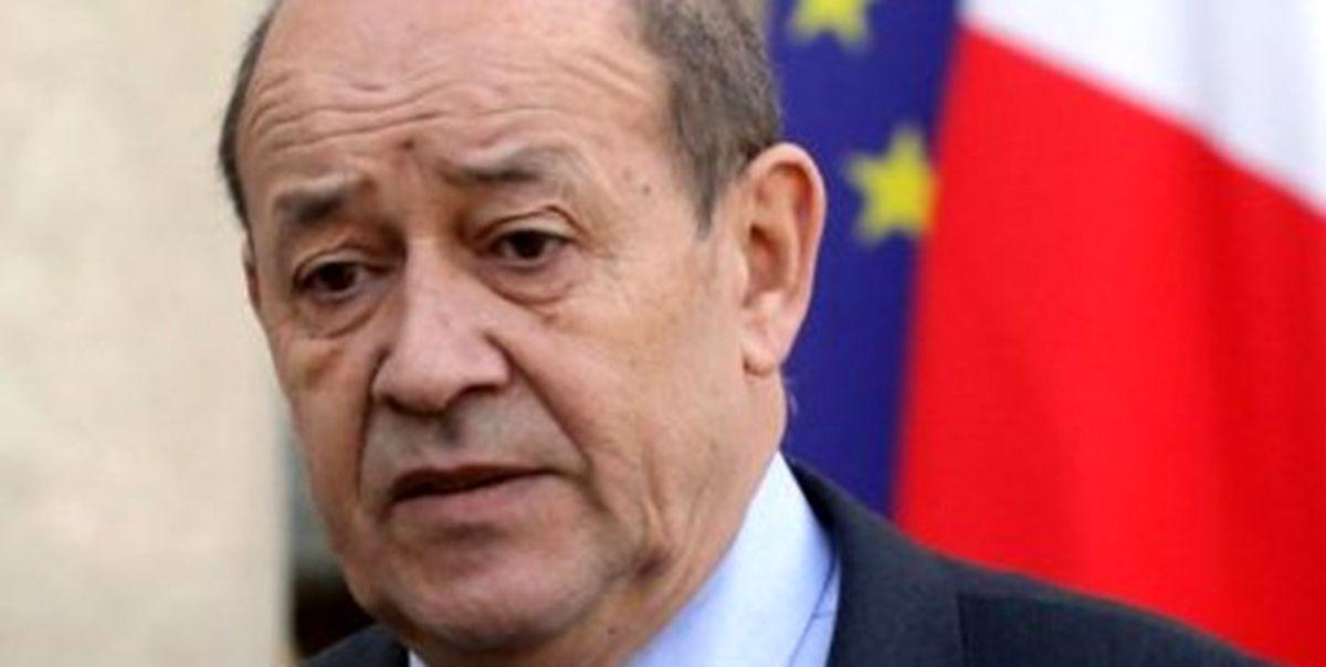 فرانسه: باید روابط عادی تجاری با ایران حفظ شود