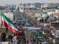 آغاز رسمی سیو هشتمین جشن انقلاب اسلامی در سراسر کشور