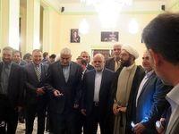 دیدار هیأت عالی همهپرسی کردستان عراق با سفیر ایران
