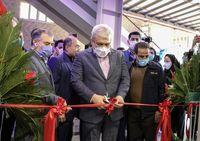 مرکز شتاب دهنده تحقیق و نوآوری گروه قطعهسازی کروز افتتاح شد