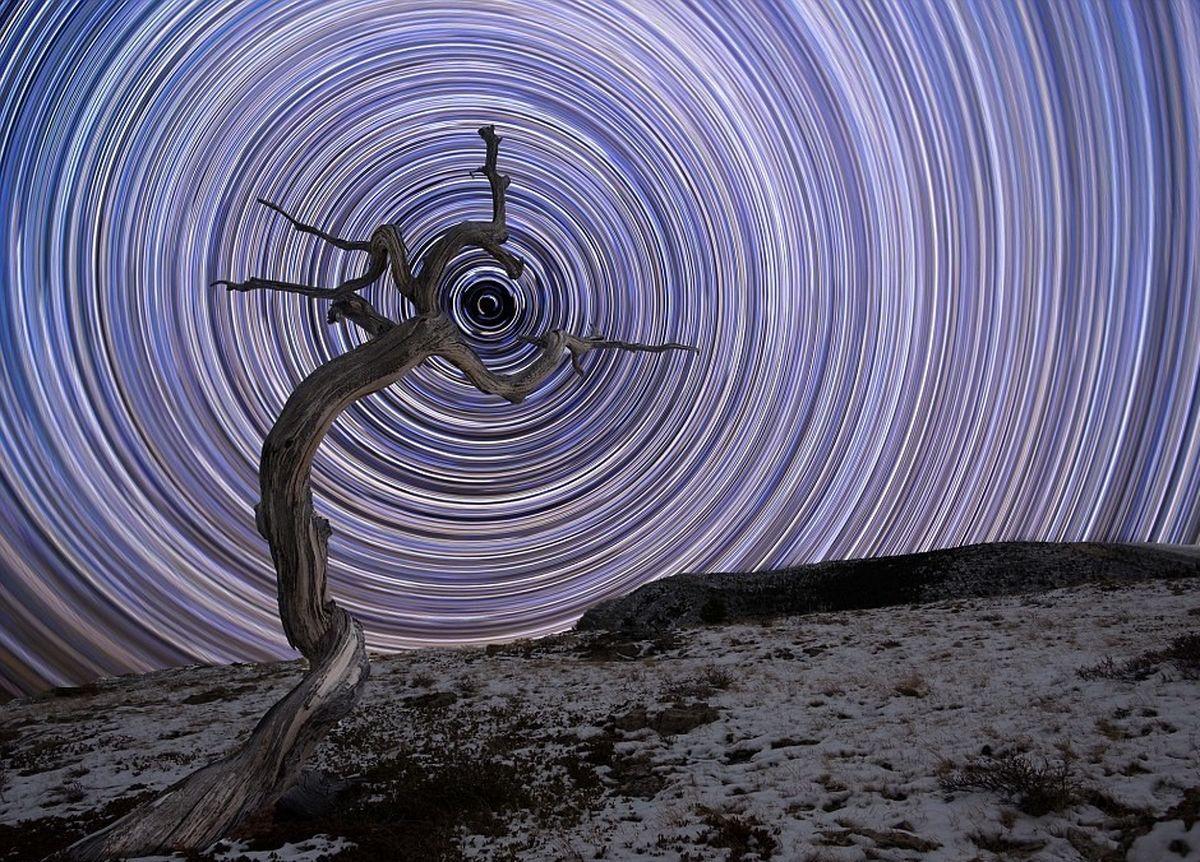 عالم هستی را از زاویهای که تاکنون ندیدهاید،ببینید +تصاویر