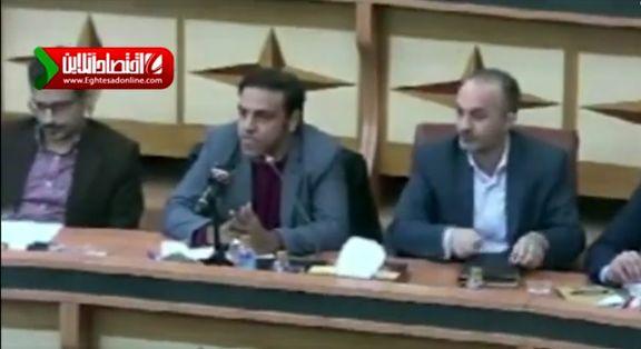 افشاگری آذری جهرمی از اظهارات مدیر پیام رسان داخلی! +فیلم