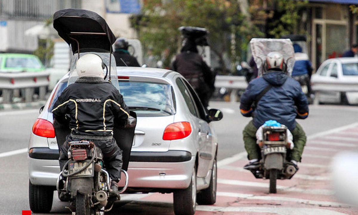 موتورسیکلتهای رسوب شده، اسقاط شوند
