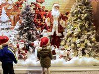 گزارش خبرگزاری روس از جشن کریسمس در ایران! +فیلم