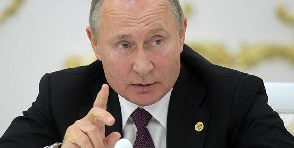 پوتین: کشورها باید به منافع ایران احترام بگذارند