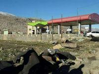 انفجار تانکر سوخت در خرم آباد با شلیک گلوله/ یک سرباز وظیفه به شهادت رسید