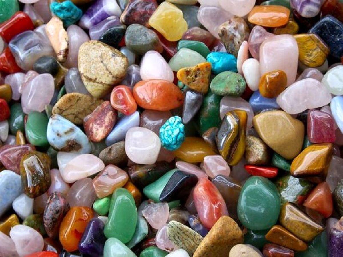 مانعی برای صادرات سنگهای قیمتی