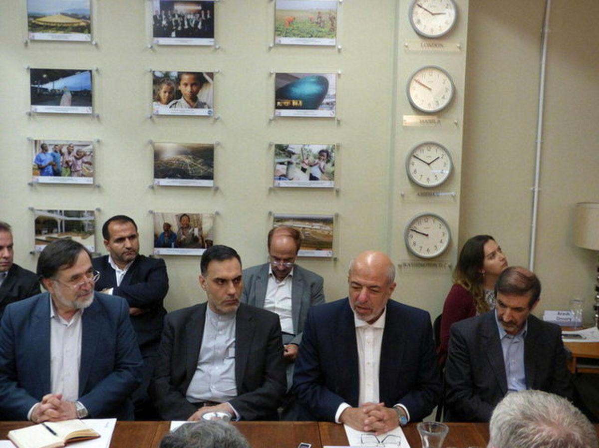 ایران پذیرای سرمایه انگلیسیها در بخش آب