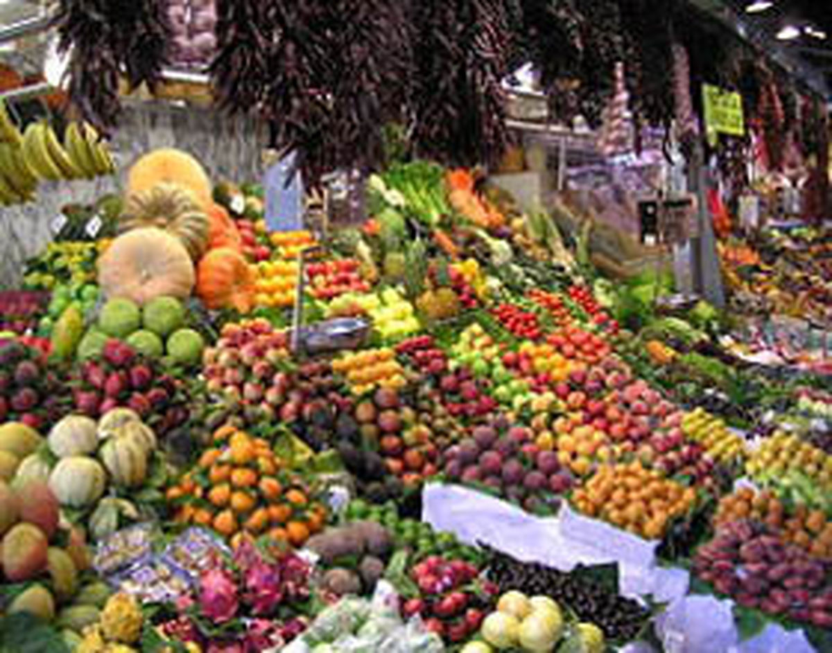 حباب کاذب قیمت موز و خیار