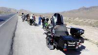 رفع ممنوعیت ورود خودورها و موتورهای سنگین گردشگران خارجی به ایران