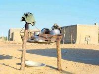 «نذرآب» در زمینهای خشک و تشنه سیستان و بلوچستان